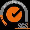 Certification de système ISO 9001